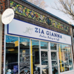 Dinner and a Show: Caffe Zia Gianna