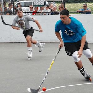 Dot Pot Street Hockey Tournament Caught In Dot
